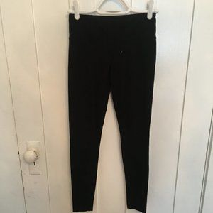 black wilfred free leggings